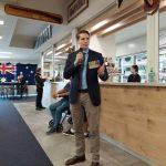 Club Patron Andrew Hastie MP